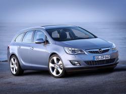 Opel Astra J Универсал 5дв.