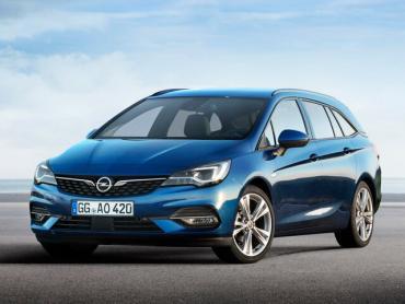 Opel Astra k рестайлинг Универсал 5 дв.