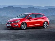Opel Astra K Хэтчбек 5дв.