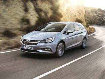 Opel Astra k Универсал 5 дв.