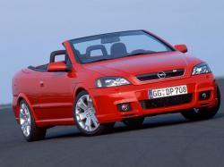 Opel Astra OPC G Рестайлинг Кабриолет