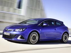 Opel Astra OPC J