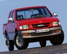 Opel Campo Пикап Двойная кабина