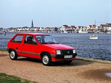 Opel Corsa a Хэтчбек 3 дв.