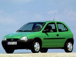 Opel Corsa B Хэтчбек 3дв.