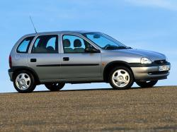Opel Corsa B Хэтчбек 5дв.