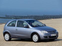 Opel Corsa C Рестайлинг Хэтчбек 3дв.