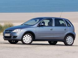 Opel Corsa C Рестайлинг Хэтчбек 5дв.
