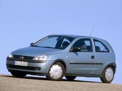 Opel Corsa C Хэтчбек 3дв.