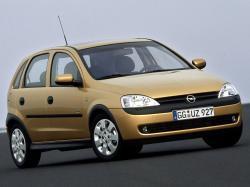 Opel Corsa C Хэтчбек 5дв.