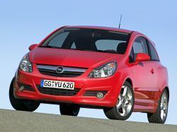 Opel Corsa D Хэтчбек 3дв.