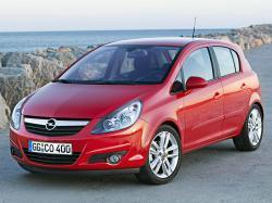 Opel Corsa D Хэтчбек 5дв.