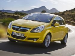 Opel Corsa D Рестайлинг I Хэтчбек 3дв.