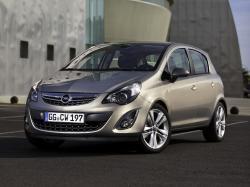 Opel Corsa D Рестайлинг II Хэтчбек 5дв.