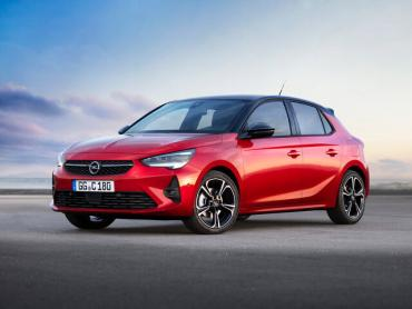 Opel Corsa f Хэтчбек 5 дв.