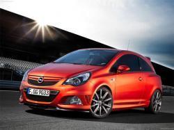 Opel Corsa OPC D Рестайлинг I