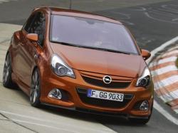 Opel Corsa OPC D Рестайлинг II