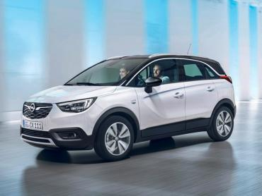 Opel Crossland X I Внедорожник 5 дв.