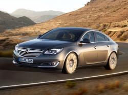 Opel Insignia I Рестайлинг Лифтбек