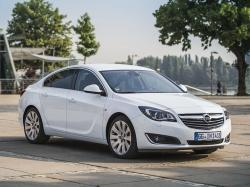 Opel Insignia I Рестайлинг Седан