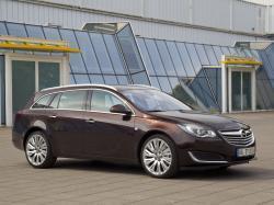 Opel Insignia I Рестайлинг Универсал 5дв.