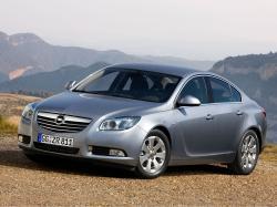 Opel Insignia I Лифтбек