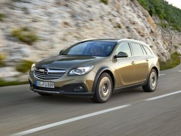Opel Insignia I Рестайлинг Универсал 5 дв. Country Tourer