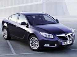 Opel Insignia I Седан