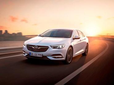 Opel Insignia II Хэтчбек 5 дв.
