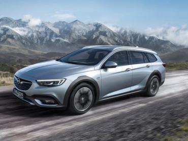Opel Insignia II Универсал 5 дв. Country Tourer