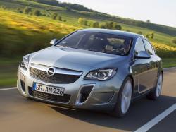 Opel Insignia OPC I Рестайлинг Седан