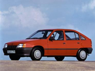Opel Kadett e Хэтчбек 5 дв.
