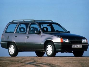 Opel Kadett e Рестайлинг Универсал 5 дв.
