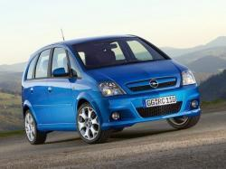 Opel Meriva OPC B Рестайлинг