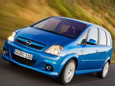 Opel Meriva OPC b Рестайлинг Компактвэн