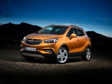 Opel Mokka I Рестайлинг Внедорожник 5 дв.