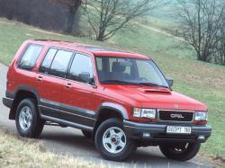 Opel Monterey A Внедорожник 5дв.