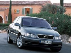 Opel Omega B Рестайлинг Седан