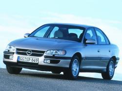 Opel Omega B Седан