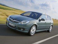 Opel Signum I Рестайлинг