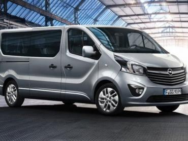 Opel Vivaro b Минивэн Long
