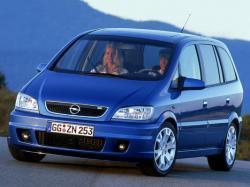 Opel Zafira OPC A