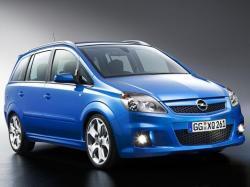 Opel Zafira OPC B