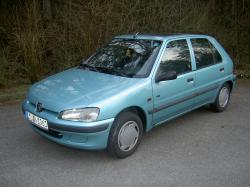 Peugeot 106I Рестайлинг Хэтчбек 5дв.