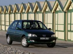 Peugeot 106I Хэтчбек 5дв.