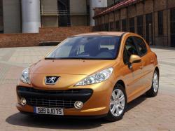 Peugeot 207Хэтчбек 5дв.