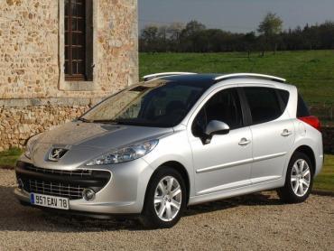 Peugeot 207 I Универсал 5 дв.