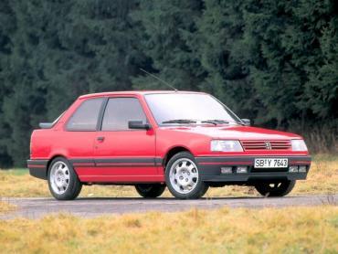 Peugeot 309 I Хэтчбек 3 дв.