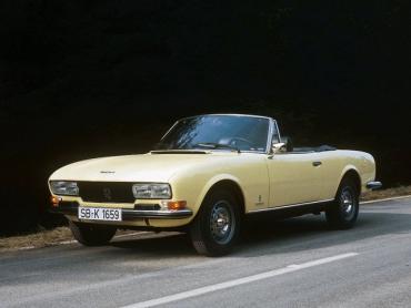Peugeot 504 1968 1996 Кабриолет