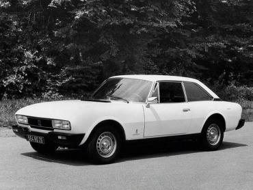 Peugeot 504 1968 1996 Хэтчбек 3 дв.